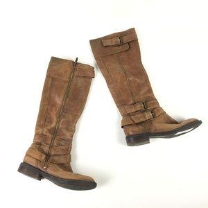 "Enzo Angiolini ""Saylem"" Riding Boots DR01023 6.5"